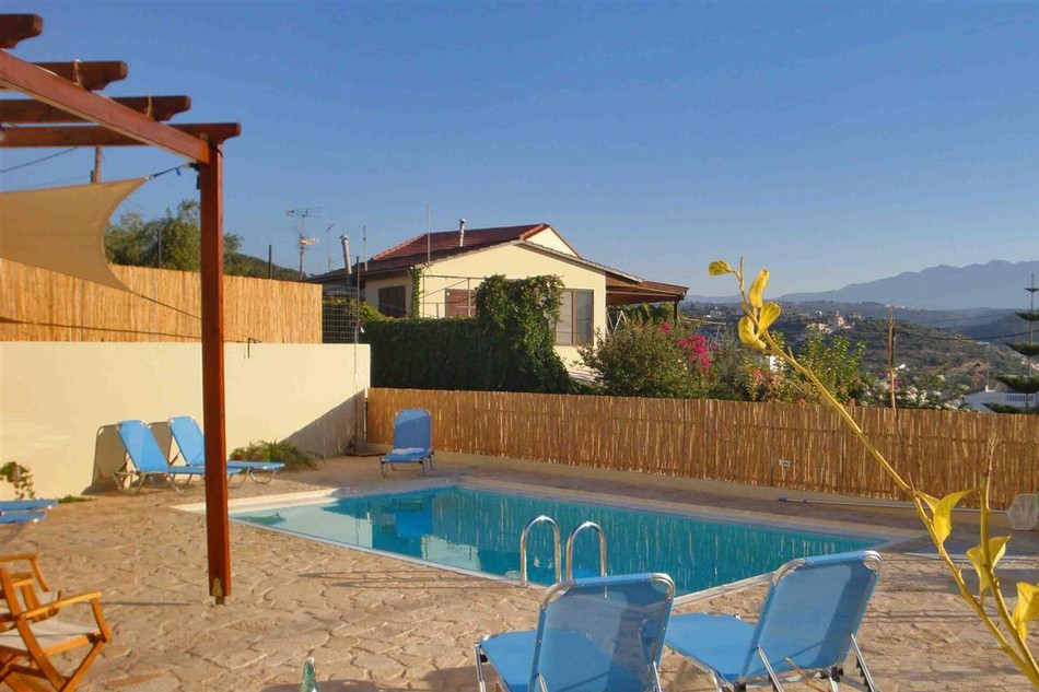 Thalassa Villa Authentic Crete Villas In Crete Holiday Specialists