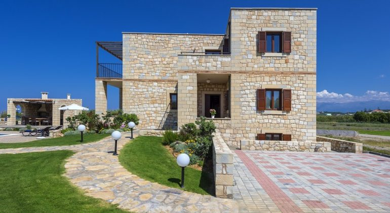 Beautiful stone-built villa