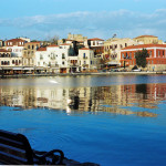 Chania Harbour Dawn 2