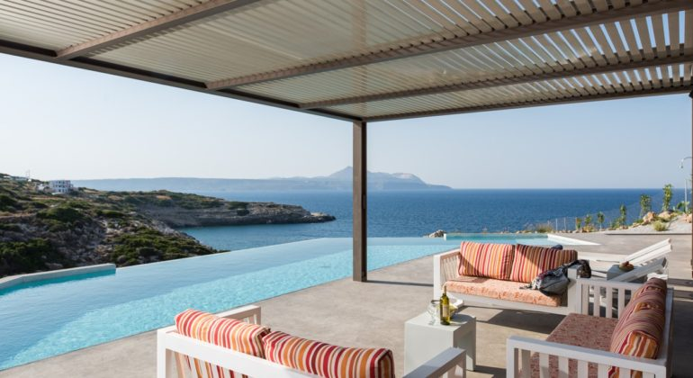 rental villa Chania 1 a8